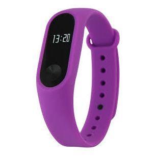 Фитнес-браслет Xiaomi Mi Band 2 Purple (Код товара:3626)