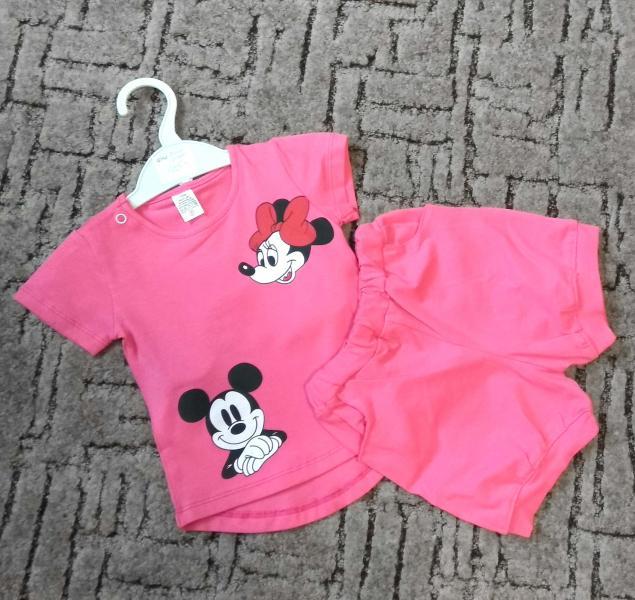 Костюм Mickey для девочки 6 ,9 месяцев