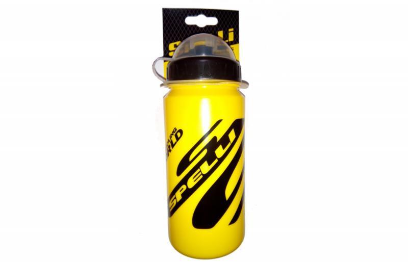 Фляга 600 мл SPELLI SWB-528 (жовта)