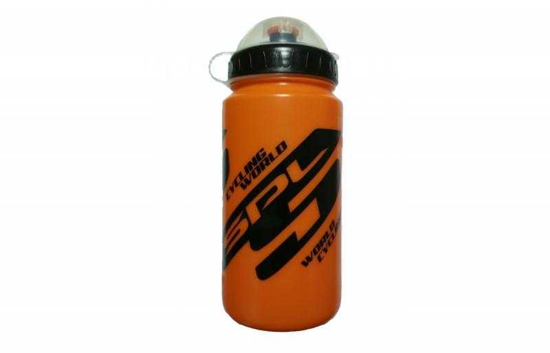 Фляга 600 мл SPELLI SWB-528 (помаранчева)
