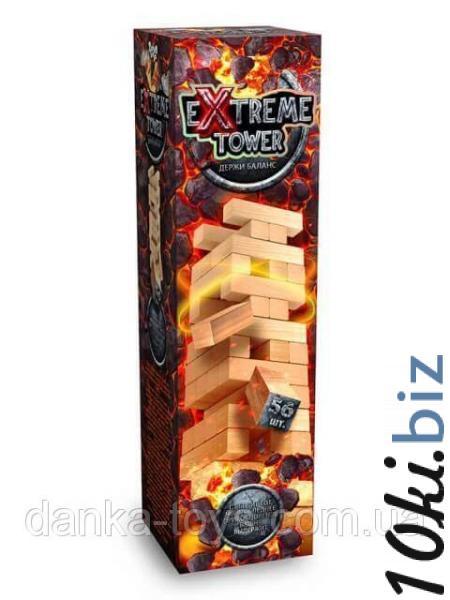 Настольная игра EXTREME TOWER Danko Toys Детские настольные игры  в Украине