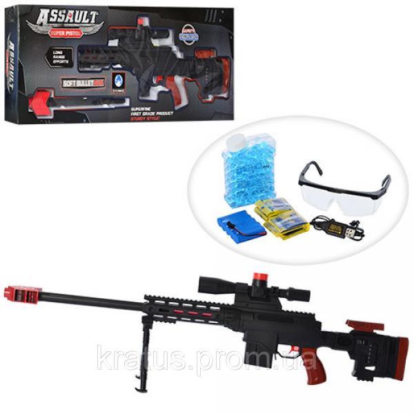 L1-1 Винтовка  акумулятор, автозаряжание, гелевые (водяные) пули.