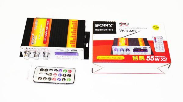 Усилитель Sony MA-502 2*55W USB + MР3/ ( copy)