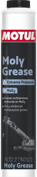 Масло смазка MOTUL MOLY Grease LUBE S (черная) 400 мл 108656