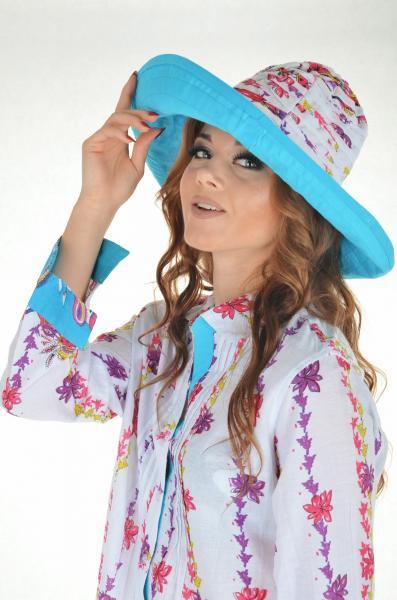 Шляпа пляжная Iconique IC7 054 One Size Цветной Iconique IC7 054