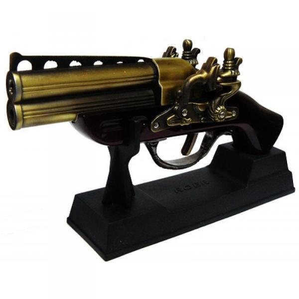 Зажигалка в виде мушкета (мини) №1813