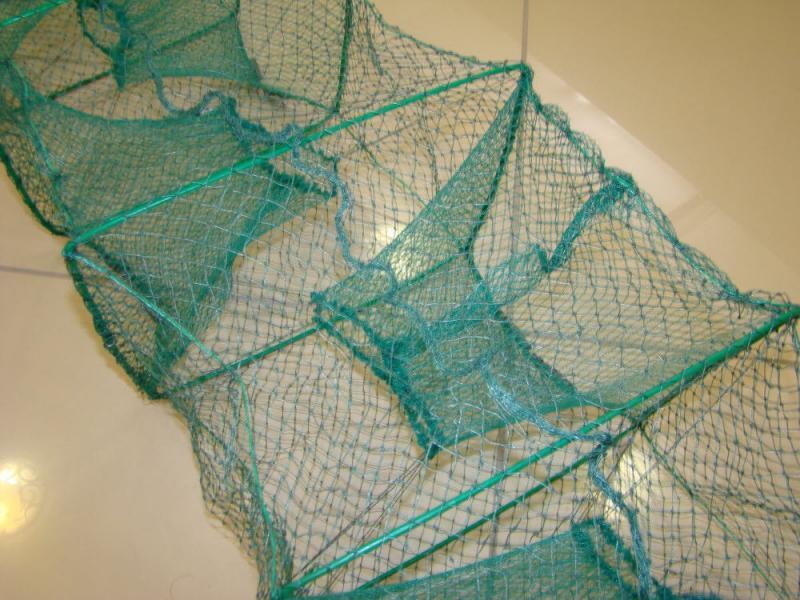Раколовка 4,5м, для ловли раков