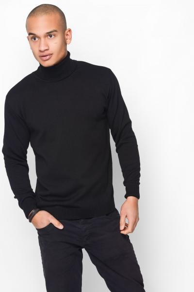 Мужской свитер TAIKO (26956-8) черный