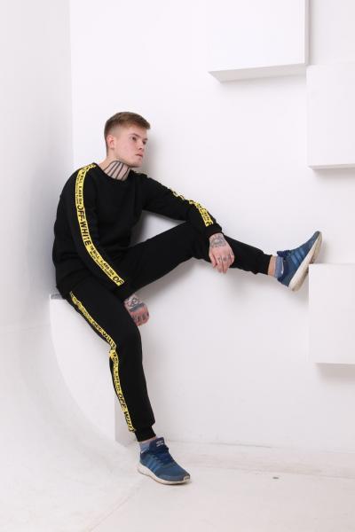 Мужской спортивный костюм Off-White (Офф-Вайт)