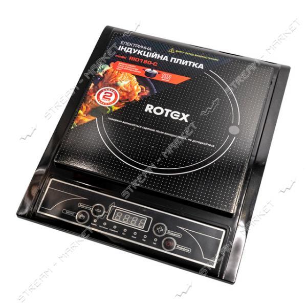 Электроплита индукционная Rotex RIO180-C 2000Вт
