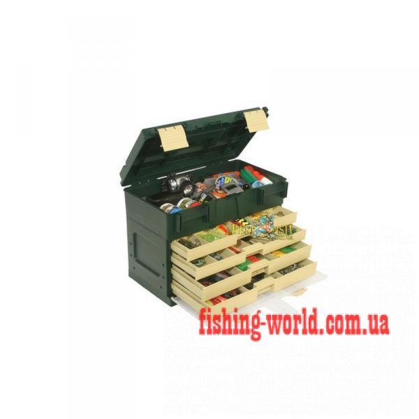 Фото Рыболовные Ящики и Коробки Ящик Рыболовный Fishing Box K1-1070