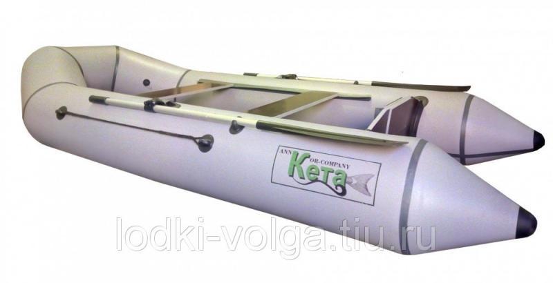 Лодка Кета 320 (без настила)