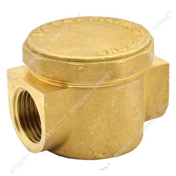 Фильтр газовый 1/2'В латунный