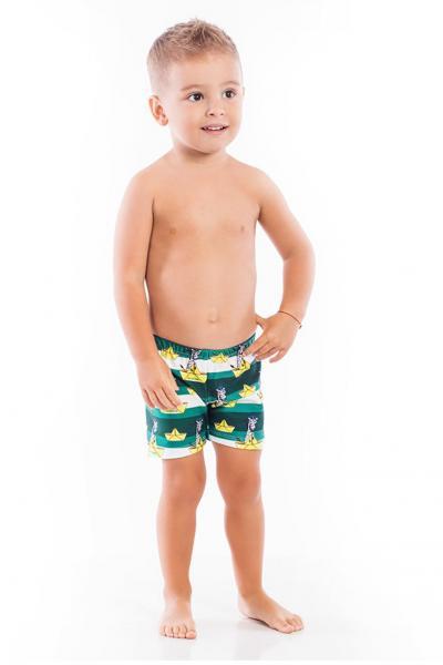 Плавки шорты для мальчиков Viva Viktoriya 0133 122 Полосатый Viva Viktoriya 0133