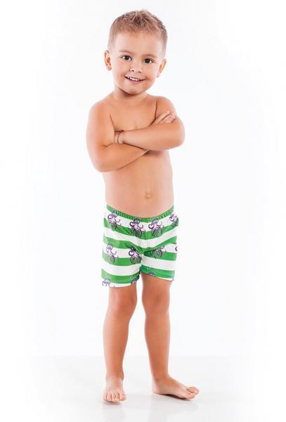 Детские пляжные шорты Viva Viktoriya 0134 116 Полосатый Viva Viktoriya 0134