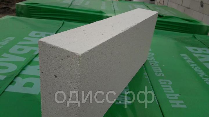 Перегородочный газоблок ВКБлок 625х200х250 (D500; B 2.5; F50)