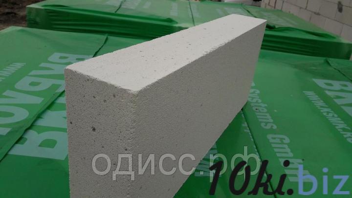 Перегородочный газоблок ВКБлок 625х200х250 (D500; B 2.5; F50) Блоки стеновые в России