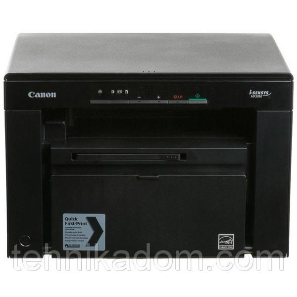 МФУ лазерное CANON i-SENSYS MF3010
