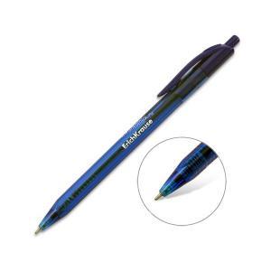 Ручка шарик. автом. ULTRA GLIDE TECHNOLOGY U-28 1 мм синий треуг. корп. Erich Krause