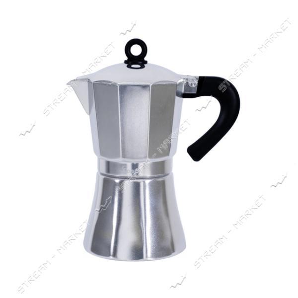 Гейзерная кофеварка ConBrio СВ-6509 450мл