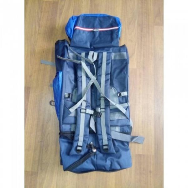Рюкзак туристический каркасный haiwang с компасом 50 + 20 L