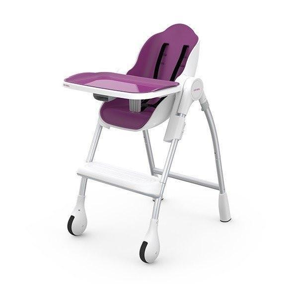 Детский универсальный стульчик для кормления Oribel Cocoon - Сиреневый OR201-90006