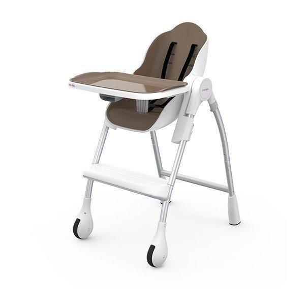 Детский универсальный стульчик для кормления Oribel Cocoon - Миндальный OR202-90006