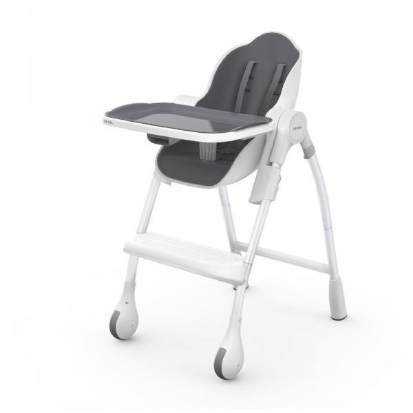 Детский универсальный стульчик для кормления Oribel Cocoon -  Графитовый OR203-90006