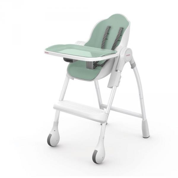 Детский универсальный стульчик для кормления Oribel Cocoon DELICIOUS - Фисташковый Макарун