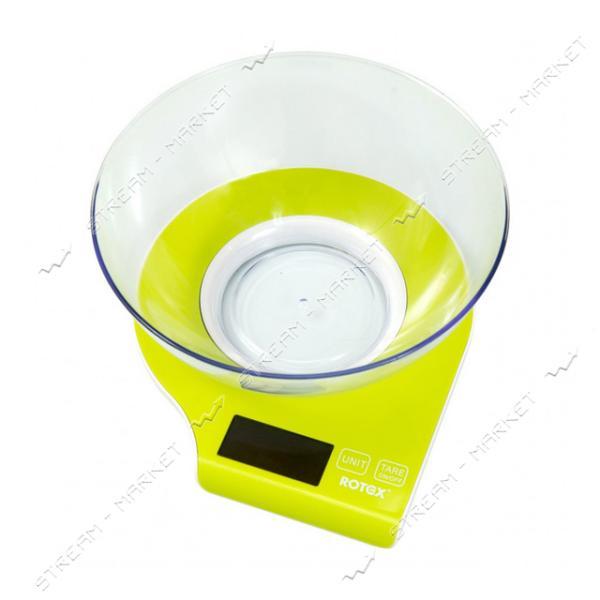 Весы кухонные Rotex RSK11-G 5кг