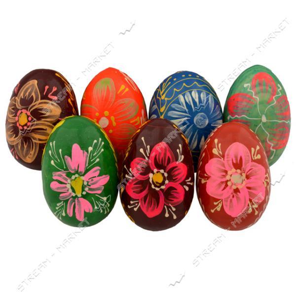 Пасхальное яйцо разрисованное