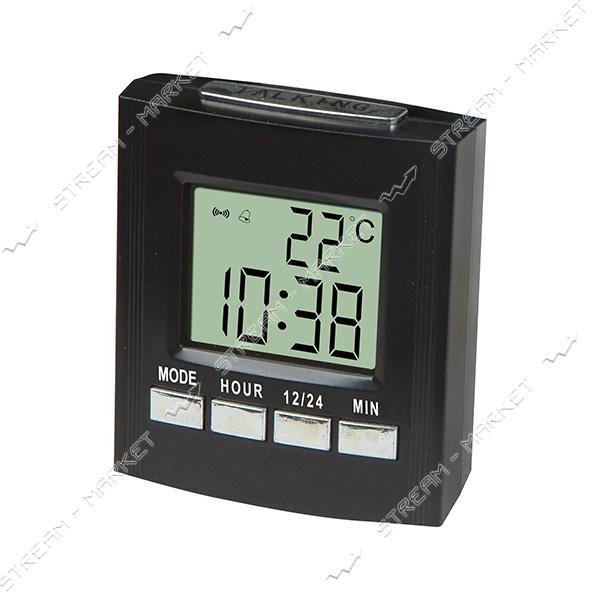 Часы электронные говорящие 7027С