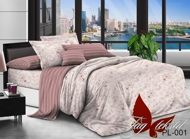 Комплект постельного белья с компаньоном PL001