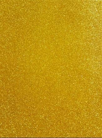 Фото Экокожа  с  глитером ,  и  Фоамиран  гладкий  и  с  глитером ,  Фом  20 * 30 см. с золотым  Глитером ( без клеевой основы ) толщина 2 мм.