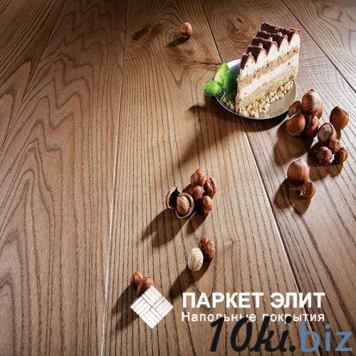 Паркетная доска Barlinek Ясень Hazelnut 180мм
