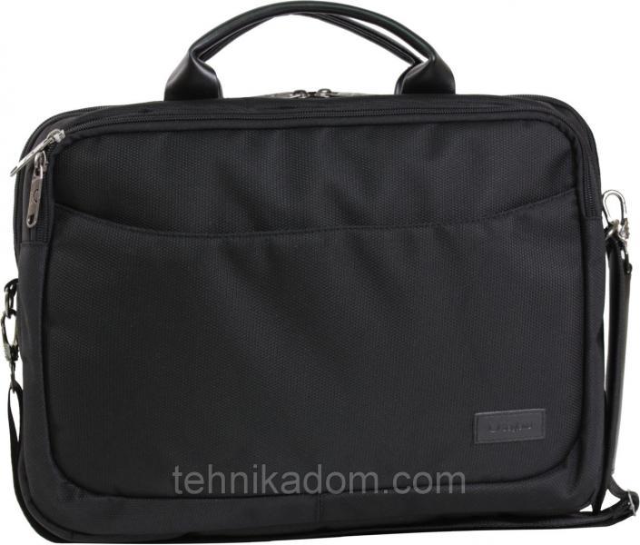 Украина Сумка для ноутбука Bagland Fremont 11 л. Чёрный (0042780)
