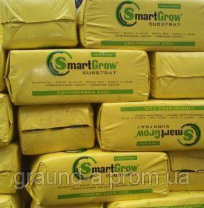 Торфяной субстрат Smart Grow + Rootmost. Упаковка 220 л