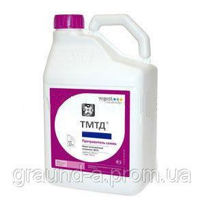 Инсектицидный протравитель ТМТД. Упаковка 10л. Производитель Avgust.