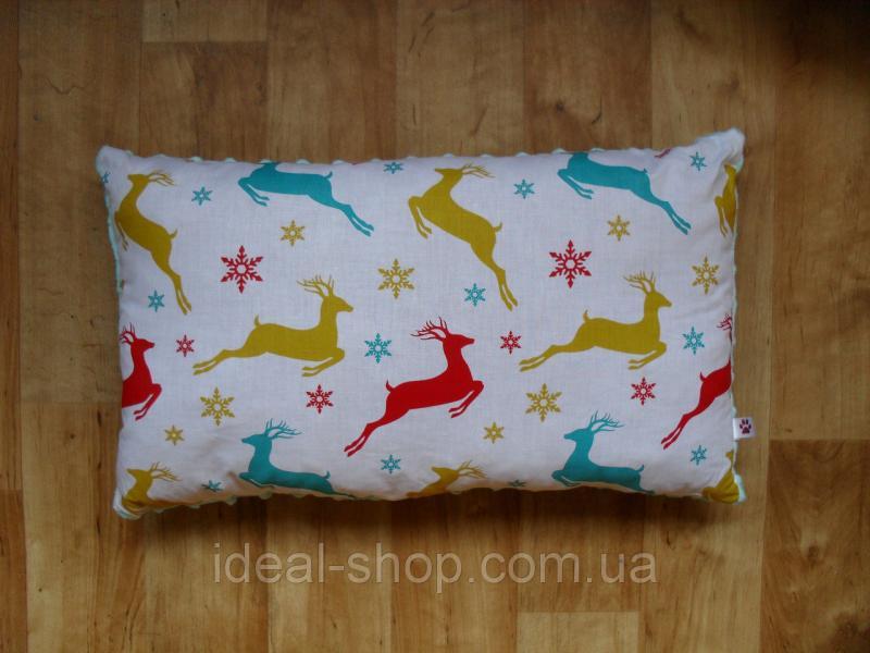 Декоративная подушка «Олени»