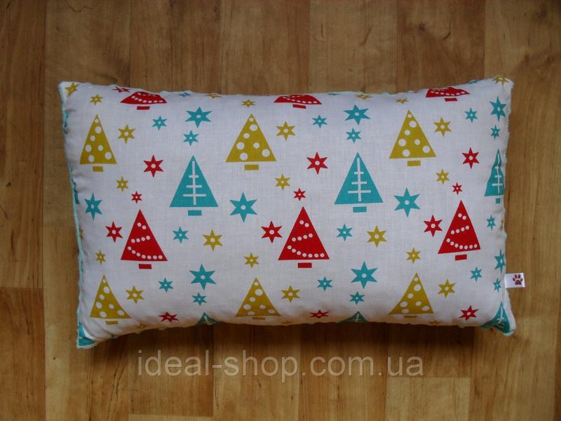 Декоративная подушка «Елочки»