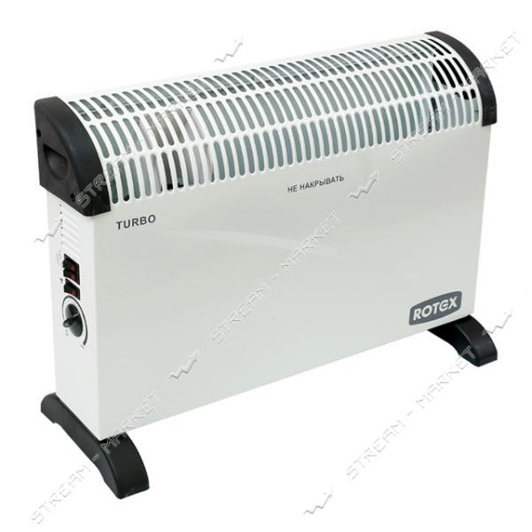 Электроконвектор Rotex RCX201-H напольно-настенный 2.0 кВт