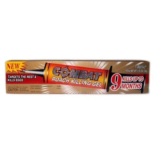 COMBAT клей от тараканов 30 мл. Henkel