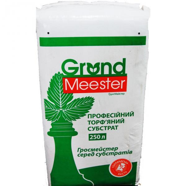 Торфяной субстрат Grond Meester (Гронд Местер) GM Mix10-6 мм. на 250 литров