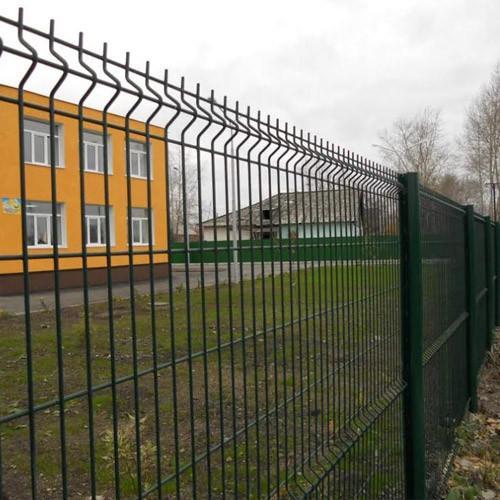 Заграда Стандарт 2,0 м с ПВХ