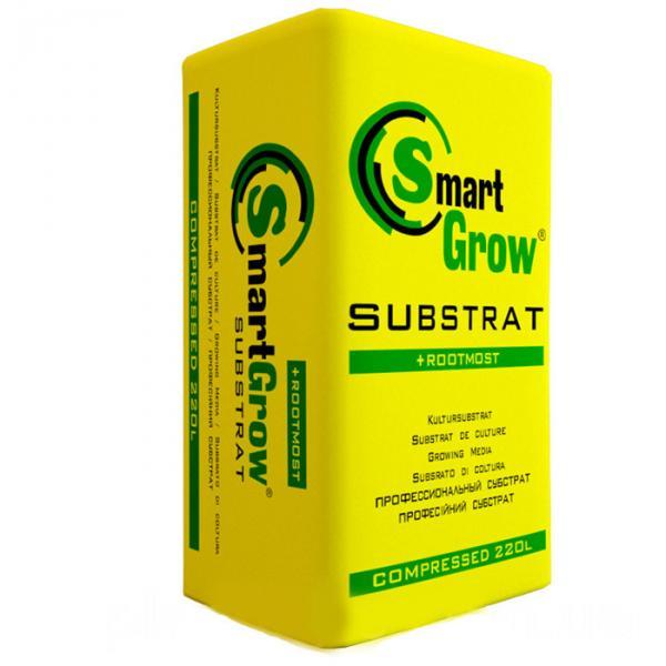 ПитФилд ( SmartGrow + Rootmast ) 0-5 мм  220 л. Торф