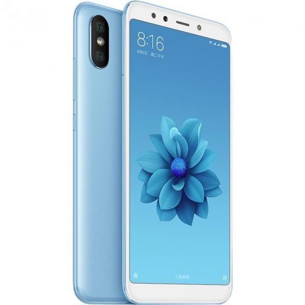 Xiaomi Mi 6X 6/64Gb (синий, розовый, золотой)