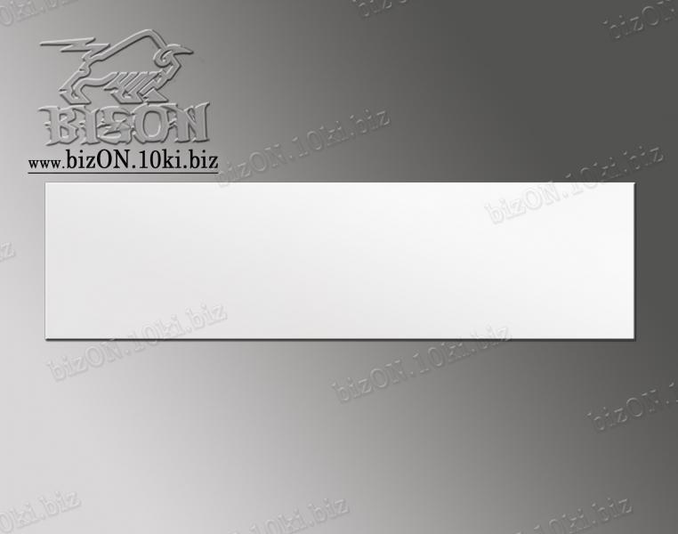 Бленда «Белый»,   Декоративная лента для потолочного карниза серии «ОМ», ширина = 5 см