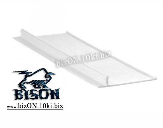 Фото Карнизы Пластиковые Потолочные Бленда «Белый»,   Декоративная лента для потолочного карниза серии «ОМ», ширина = 5 см