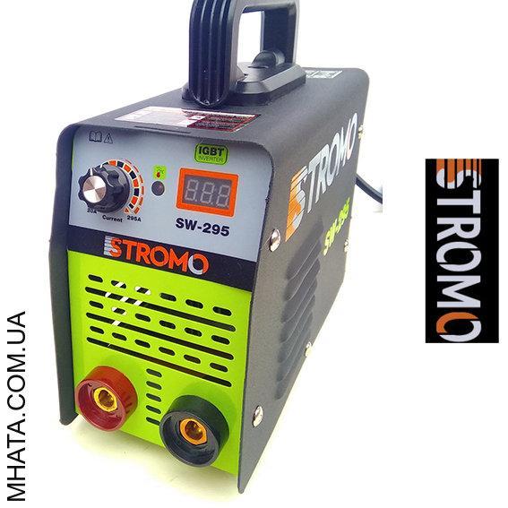 Инверторный   сварочный аппарат STROMO SW295