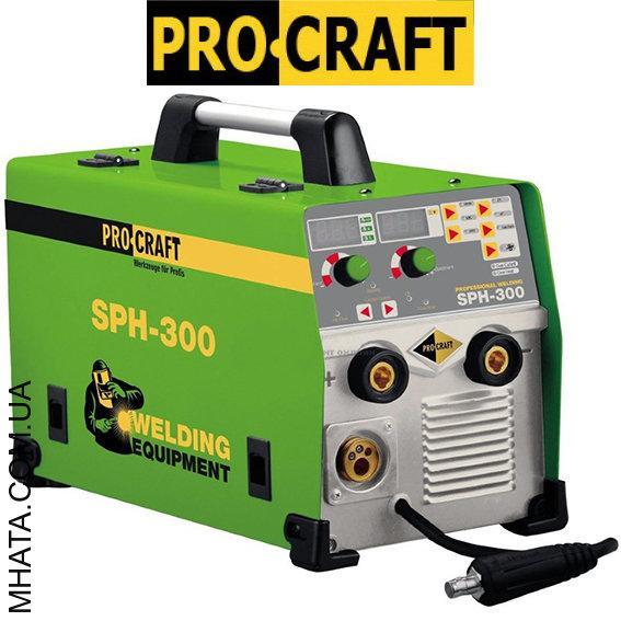 Сварочный аппарат инверторный Procraft AWH-300 (полуавтомат)